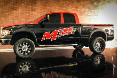 M-31 Truck Wrap, IMPACT Auto Wraps in Lake Havasu City