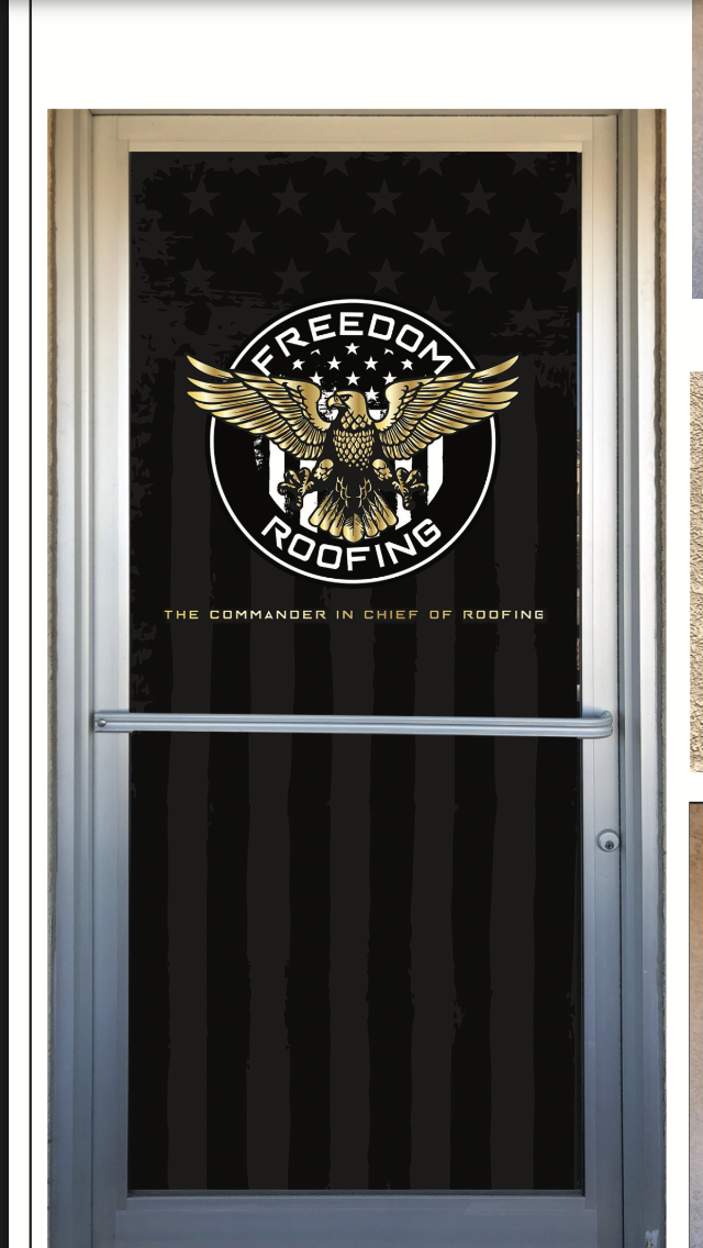 Freedom Roofing Window Perf