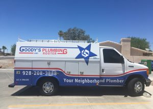 Goody Plumbing Partial Wrap