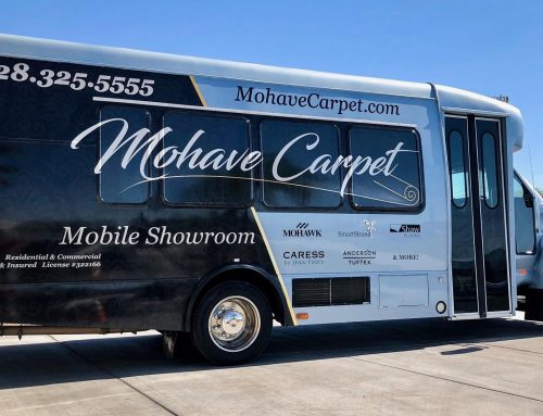 Mohave Carpet Wrap
